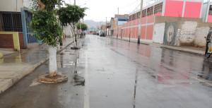 lluvia de veranno