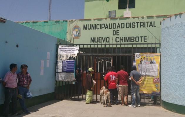 municipalidad Nvo Chimbote