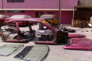 desmantelamiento autos